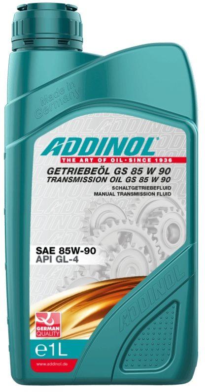 ADDINOL GETRIEBEÖL GS 85 W 90